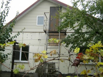 Продам будинок з КЕРАТЕРМ, смт Кушугум
