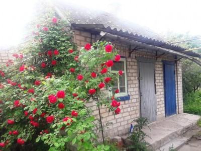 Продам цегляний газифікований будинок в центрі смт Балабине