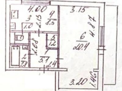 Продам 1-к квартиру, Шевченківський район, р-н Гортопа