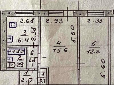 Продам 2-кімн.квартиру, вул. Гончаренко (Панфіловців)