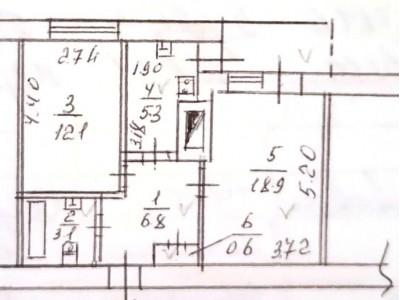 Продам 2-к квартиру, Олександрівський район