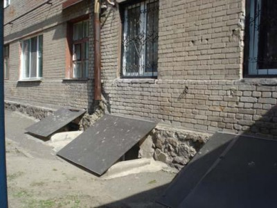 Напівпідвальне нежитлове приміщення в Олександрівському районі