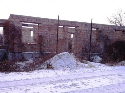 Продам недобудований будинок в районі Дослідної станції
